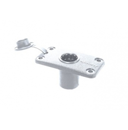 Scotty Монтаж Flush Deck - 244-WH