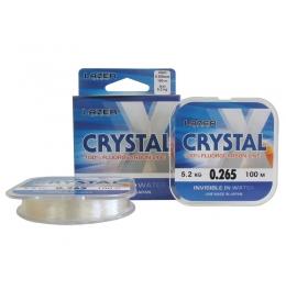 Флуорокарбон Lazer Crystal X 100m