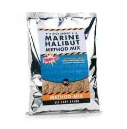 Захранка DB Marine Halibut Method Mix