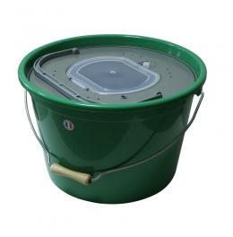 Кофа за жива стръв 25 литра кръгла