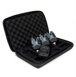Комплект сигнализатори Screamer Remote Alarm Set 3+1 Full Option