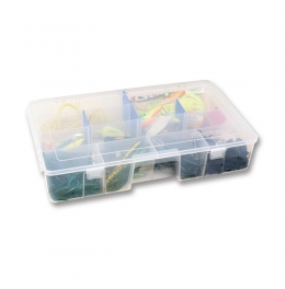 FL кутия 4 Fixed Compartments Double Deep - 6573HM