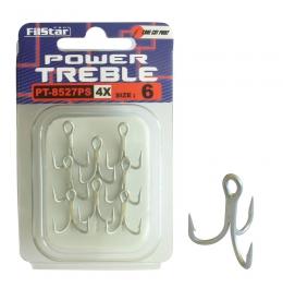 Тройни куки Power Treble 8527PS (8500PS) 4X