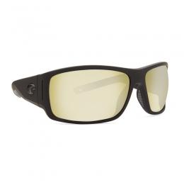 Очила Costa - Cape - Matte Black Ultra - Sunrise Silver Mirr