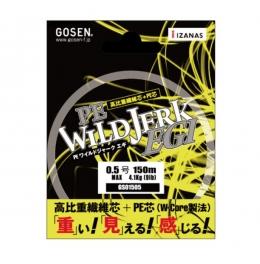 Влакно плетено Gosen PE Wild Jerk Egi