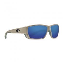 Очила Costa - Tuna Alley - Matte Sand - Blue Mirror 580G
