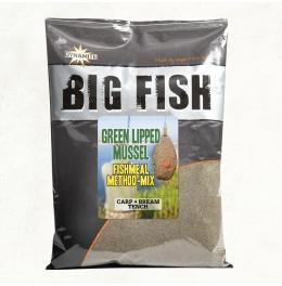 Захранка DB Big Fish - Green Lipped Mussel Method Mix, 1.8 kg - DY1471