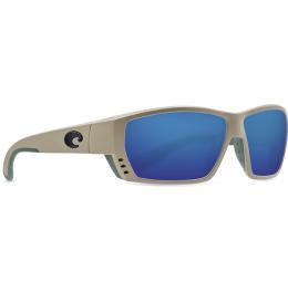 Очила Costa - Tuna Alley - Matte Sand - Blue Mirror 580P