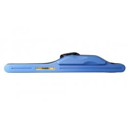 Единичен твърд PVC калъф KK-203 за риболовни принадлежности