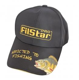 Шапка Filstar 3D Pro Series Cap Perch за риболов