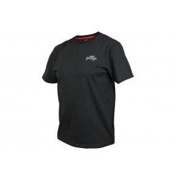 риболовна тениска Fox Rage Black Marl T shirt