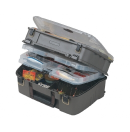 Plano куфар 1444-02 за риболовни принадлежности