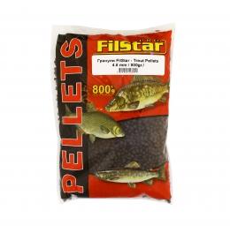 гранули за риболов на пъстърва, trout pellets, риболовни пелети