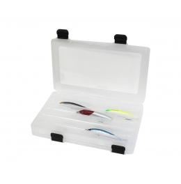 кутия за воблери, спининг риболов, съхранение на риболовни примамки